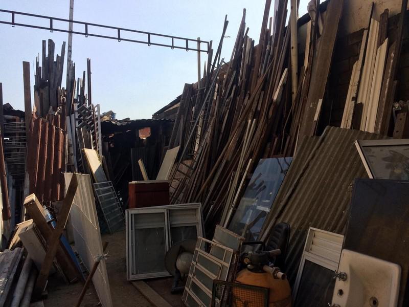 Compra de material de construção usado em são paulo