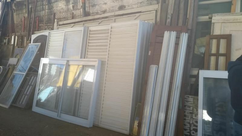 Comprar janelas usadas